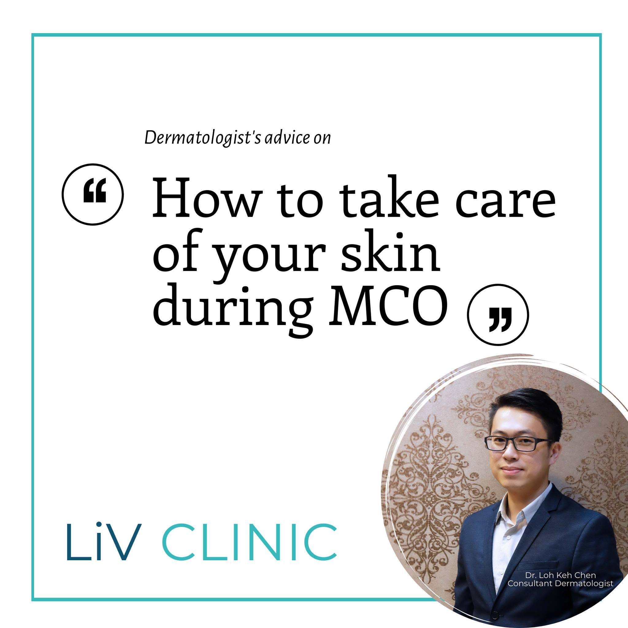 Facial Treatment During MCO