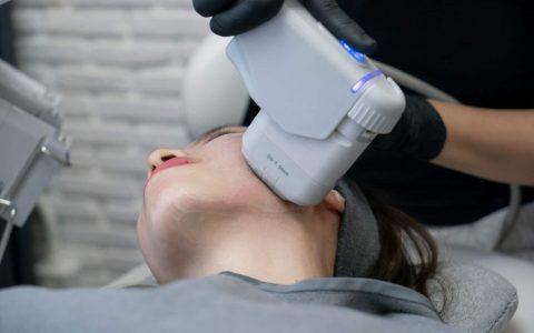achieve v shape face with hifu treatment